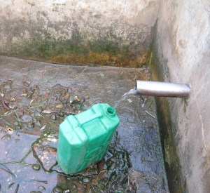 Over 780 million people in the world are still without access to improved sources of drinking water