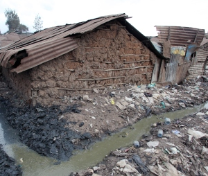 Poor Sanitation and hygiene remains one of dangerous threats to good health in most Africa's towns