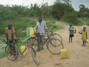 Water problems in developing countries are acute and complex