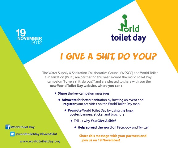 World Toilet Day | Africa Water-Sector News & NEPAD Southern African ...