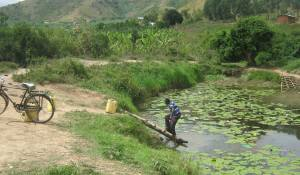 Clean water shortage affects the lives of individuals and the vitality of entire communities