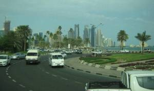 Doha City which hosted the 2012 COP1/CMP8. By Fredrick Mugira
