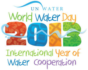 2013 is International Year of Water Cooperation