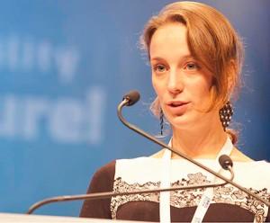 Rozemarijn ter Horst, Founder, Water Youth Movement