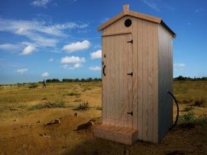 DEVCO Eco Composting Toilet