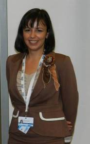 Dr. Eng. Elena Manea, one of the coordinators of the competition.