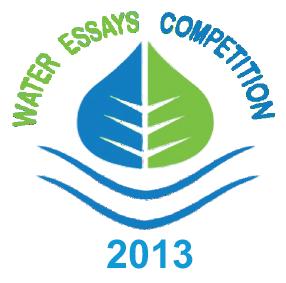 Water Essay 2013 Logo