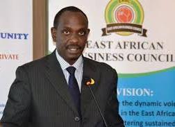 Secretary General of East African Community Amb. Dr. Richard Sezibera