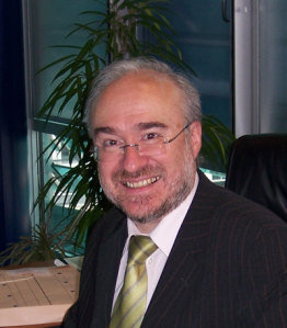 Michel Jarraud, the Chair of UN-Water