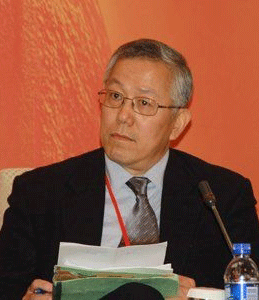 Shaoyi Li, the Head of the Integrated Resource Management Unit, United Nations Environment Programme (UNEP)