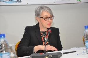 Mme Amanda MARLIN, WSSCC Programme Manager Communications & Advocacy WSSCC
