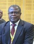 Zambia's Minister of Mines, Energy and Water Development Christopher Yaluma