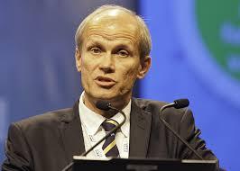 Mr. Torgny Holmgren, Executive Director of Stockholm International Water Institute