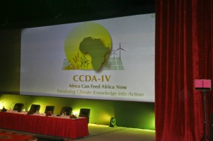 The fourth edition of the Climate Change and Development Conference (CCDA-IV) convened in Marrakesh, Morocco