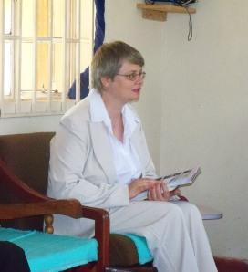 Lisbeth Thomsen, Malawi DAPP Director