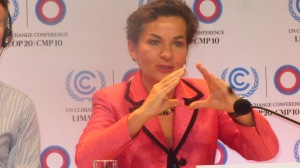 Christiana Figueres, Executive Secretary UN Framework Convention on Climate Change (UNFCCC)