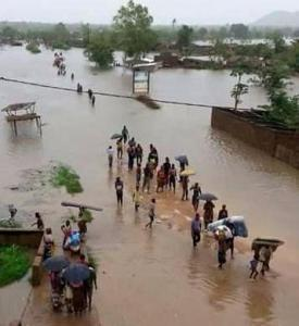 Floods are a capricious part of life for many Malawians