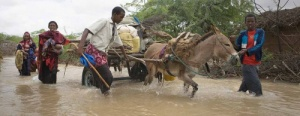 Climate change is behind the increasing frequency of extreme weather hazards in Africa