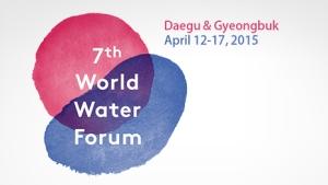 7th World Water Forum Logo