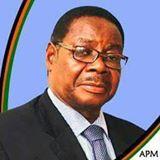 President of Malawi Peter Mutharika