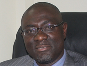 Dr. Michael Ojo, WaterAid Nigeria Country Representative