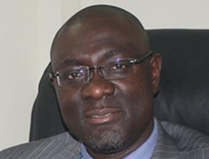 Dr. Michael Ojo, WaterAid Nigeria Country Representative