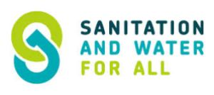 SWA and its partners work towards a common vision of universal access to safe water and adequate sanitation.