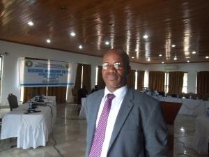 Dr. Ibrahim Wilson, Director, WRCC OF ECOWAS