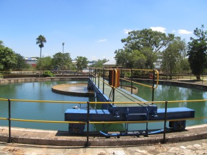 The challenges for development of African water infrastructure are daunting