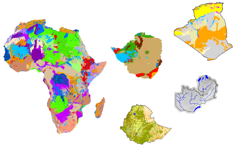 Africa Groundwater Atlas overview