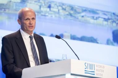 Torgny Holmgren SIWI Executive Director