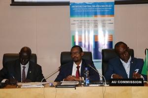 Dr. Canisius Kanangire, AMCOW Executive Secretary