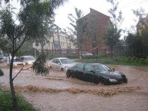 Floods are becoming more frequent and extreme as the climate warms.