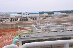 Zaria water project in Kaduna state, Nigeria
